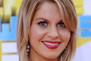 Candace Cameron Red Lipstick