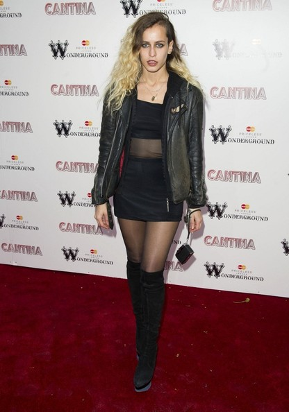 More Pics of Alice Dellal Wedge Boots (2 of 4) - Alice Dellal Lookbook - StyleBistro