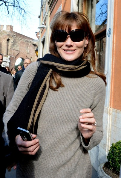 Carla Bruni-Sarkozy Accessories