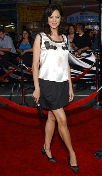 Catherine Bell Mini Skirt