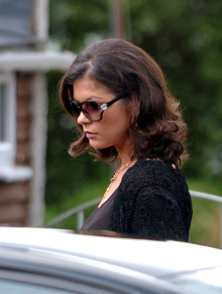 Catherine Zeta-Jones Butterfly Sunglasses