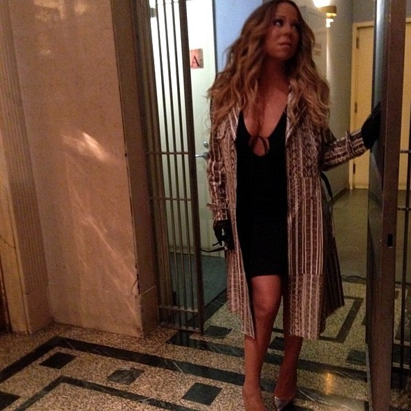 Mariah Carey Looks Smoking The Week S Most Stylish Celeb