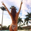 Izabel Goulart Is All About Peace