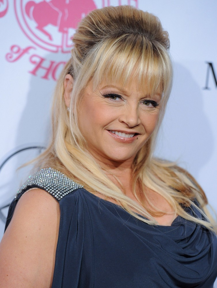 Charlene Tilton Half Up Half Down Updos Lookbook