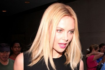 Charlize Theron Pictures from the 'Today Show'