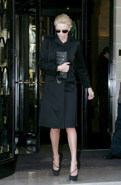 Charlize Theron Pumps