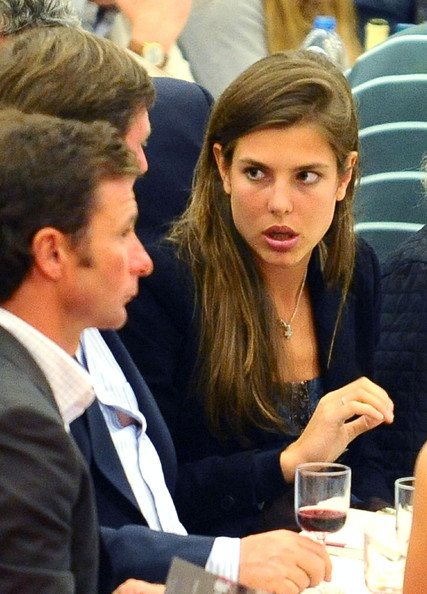 Charlotte Casiraghi Cross Pendant