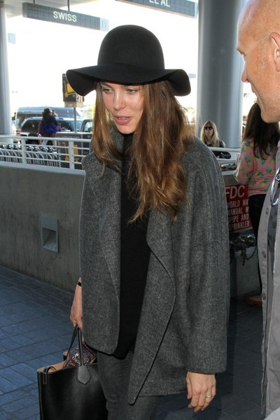 More Pics of Charlotte Casiraghi Wool Coat (1 of 21) - Outerwear Lookbook - StyleBistro []