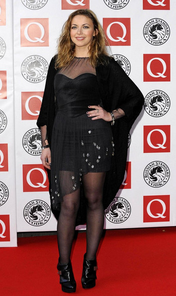 Charlotte Church Ankle Boots