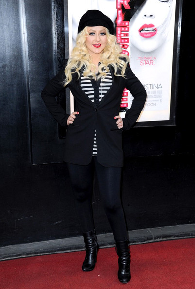 Christina Aguilera Ankle Boots