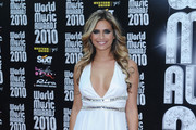 Clara Morgane Halter Dress
