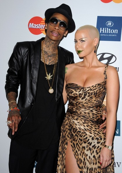 More Pics of Amber Rose Buzzcut (1 of 9) - Short Hairstyles Lookbook - StyleBistro []