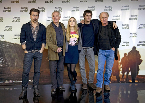 """The Way Back"" photo call in Madrid"