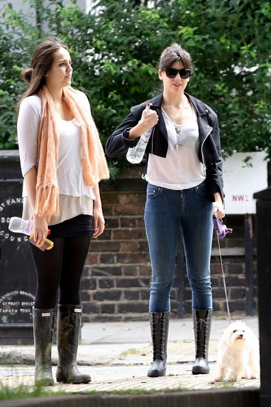 Daisy Lowe Lace Up Boots []