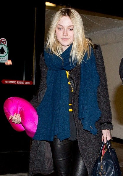 Dakota Fanning Barefaced Beauties Celebrities Without