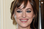 Dakota Johnson Smoky Eyes