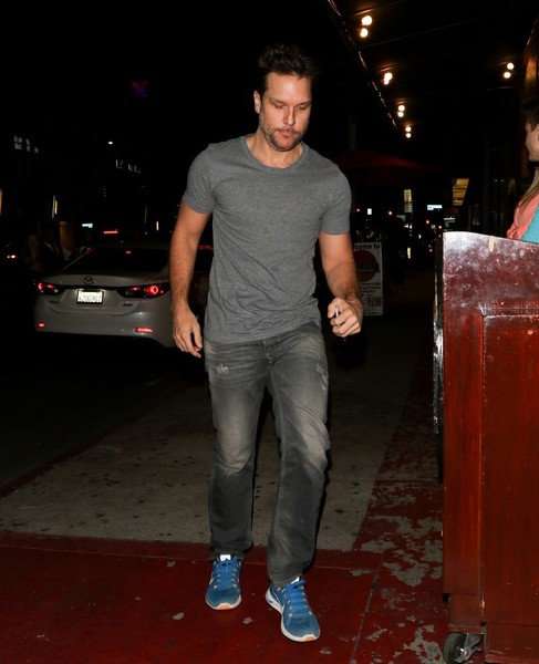 Dane Cook and Miley Cyrus Enjoy a Night Out
