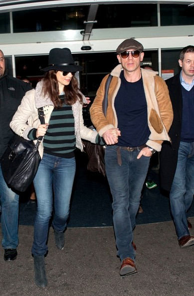 More Pics of Rachel Weisz Ankle Boots (1 of 14) - Rachel Weisz Lookbook - StyleBistro