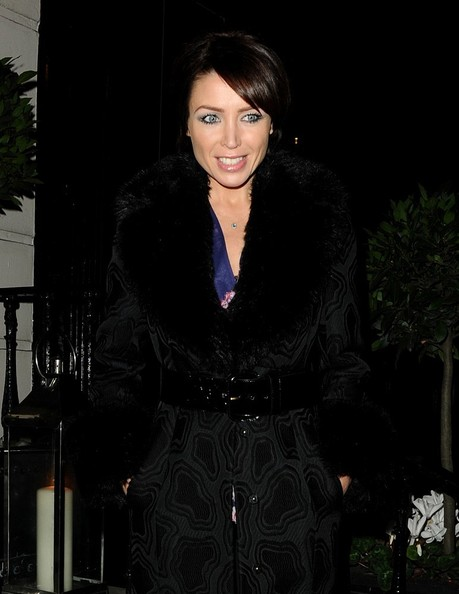 More Pics of Dannii Minogue Evening Coat (1 of 15) - Evening Coat Lookbook - StyleBistro