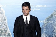 David Gandy Men's Suit