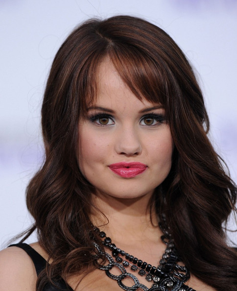 Debby Ryan False Eyelashes