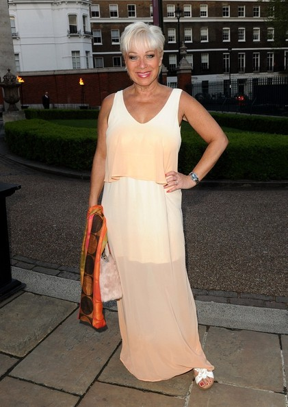 Denise Welch Maxi Dress