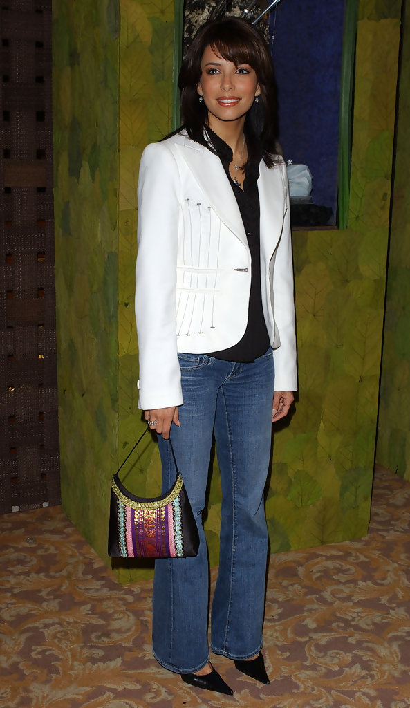 Diamond Trading Company In Style Luncheon.Beverly Hills Hotel, Beverly Hills, CA. .January 13, 2005.