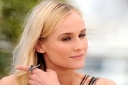 Look of the Day: Diane Kruger Gets Laced Up