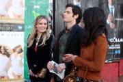 Hilary Duff and Penn Badgley Photo