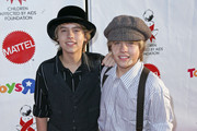 Dylan Sprouse Newsboy Cap