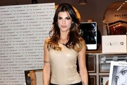 Elisabetta Canalis Fitted Blouse