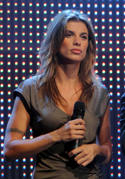 Elisabetta Canalis Body Art