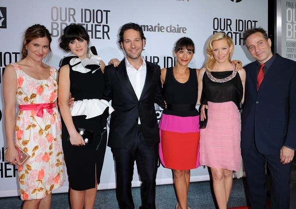 """""""Our Idiot Brother"""" Premiere"""