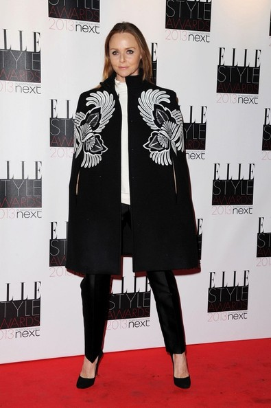 Stella McCartney at the 2013 Elle Style Awards