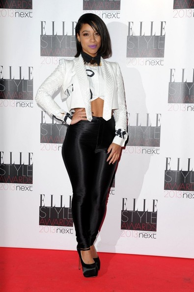 Lianne La Havas at the 2013 Elle Style Awards