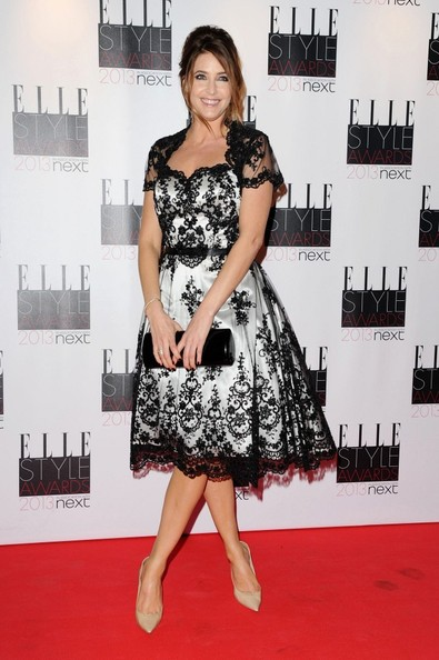 Lisa Snowdon at the 2013 Elle Style Awards