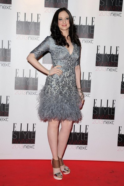 Andrea Riseborough at the 2013 Elle Style Awards