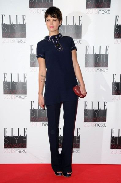 Pixie Geldof at the 2013 Elle Style Awards