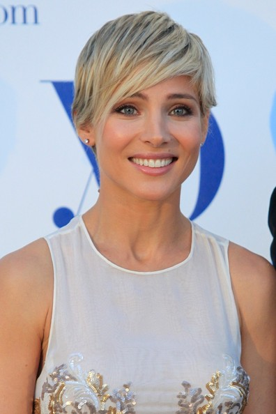 More Pics of Elsa Pataky Pixie (1 of 10) - Short Hairstyles Lookbook - StyleBistro