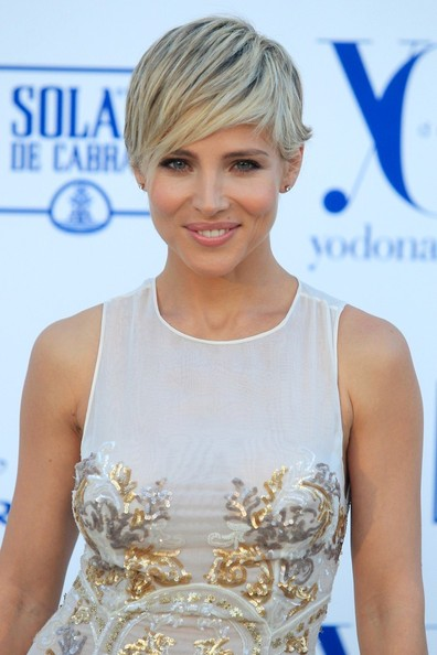 More Pics of Elsa Pataky Pixie (5 of 10) - Elsa Pataky Lookbook - StyleBistro