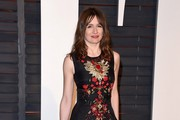 Emily Mortimer Cocktail Dress