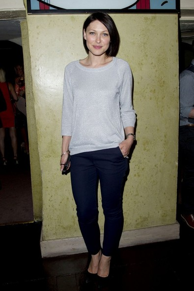 Emma Heming Willis Crewneck Sweater