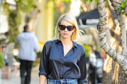 Emma Roberts Cateye Sunglasses