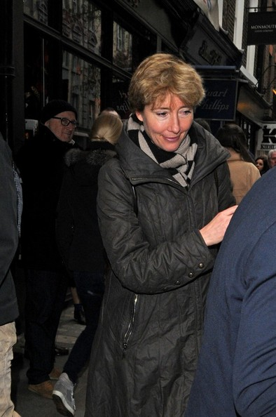 More Pics of Emma Thompson Raincoat (1 of 12) - Emma Thompson Lookbook - StyleBistro