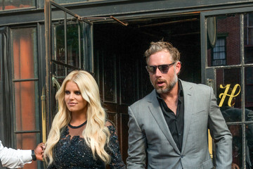 Eric Johnson Jessica Simpson Jessica Simpson and Eric Johnson Head out Together