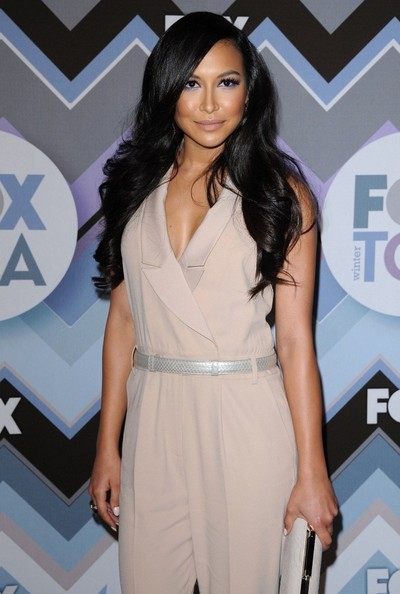 More Pics of Naya Rivera Jumpsuit (5 of 11) - Jumpsuit Lookbook - StyleBistro