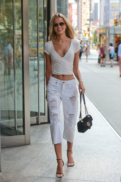Frida Aasen Strappy Sandals