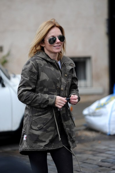 More Pics of Geri Halliwell Utility Jacket (1 of 12) - Geri Halliwell Lookbook - StyleBistro
