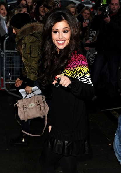 More Pics of Cheryl Cole Crewneck Sweater (1 of 6) - Cheryl Cole Lookbook - StyleBistro