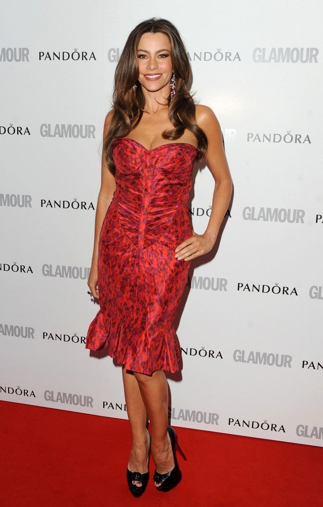 The 2012 Glamour Women Of The Year Awards held at Berkeley Square Gardens.